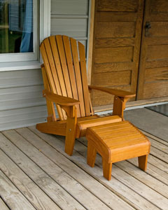 Locust Grove Woodworks Chairs