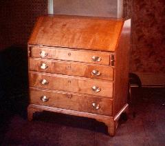 classic slant top desk