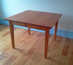 small extension table